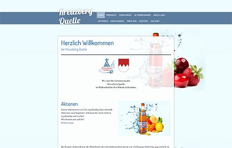 Kreuzberg Quelle – Ihr Partner für erlesene Getränke