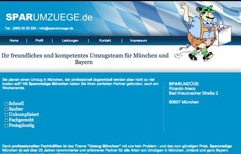 Umzüge in München und Umgebung preiswert und professionell gestalten